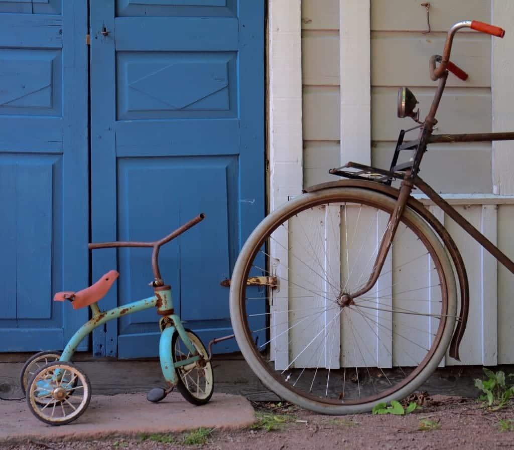 Biycles may Change, but Cycling is Timeless. (Z. Espinoza)
