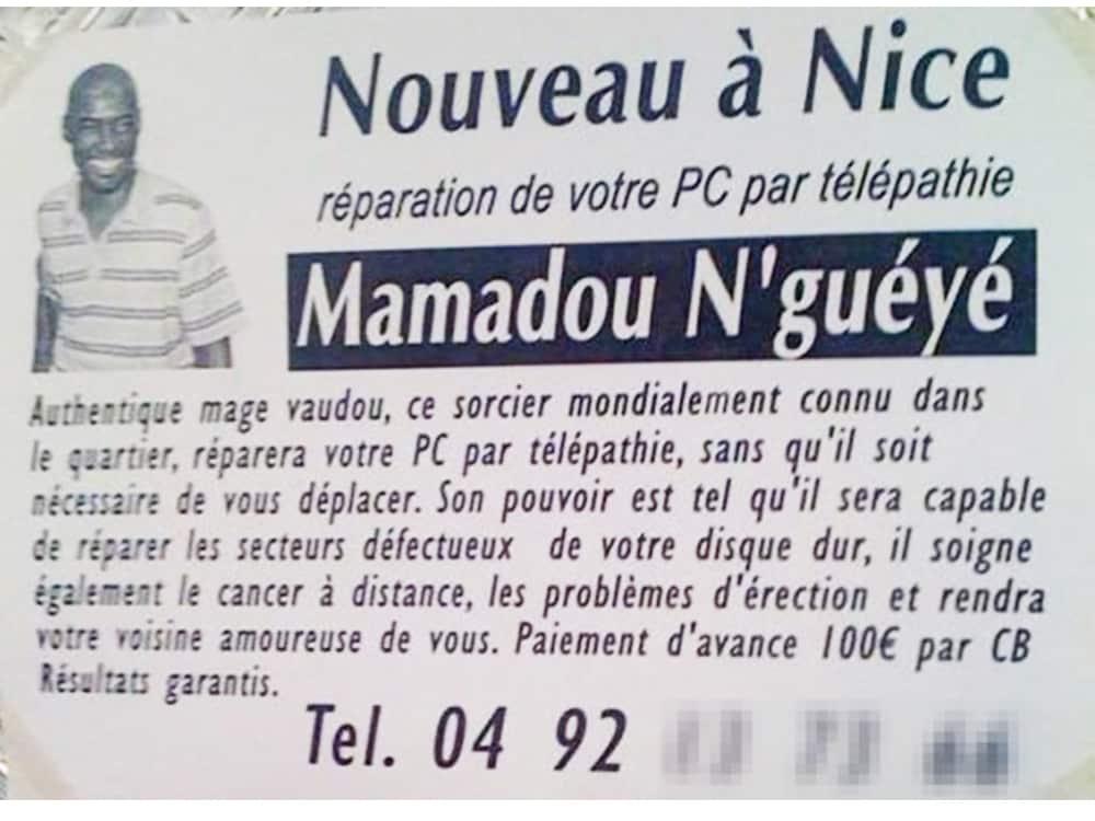 VOYANCE Le mystère Mamadou N'Guéyé | JJSphere
