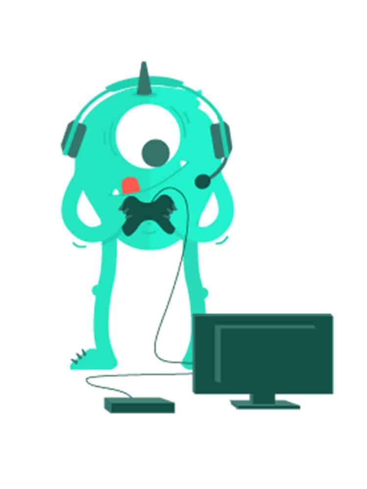 jeux en ligne connexion et sécurité enfants réseaux sociaux